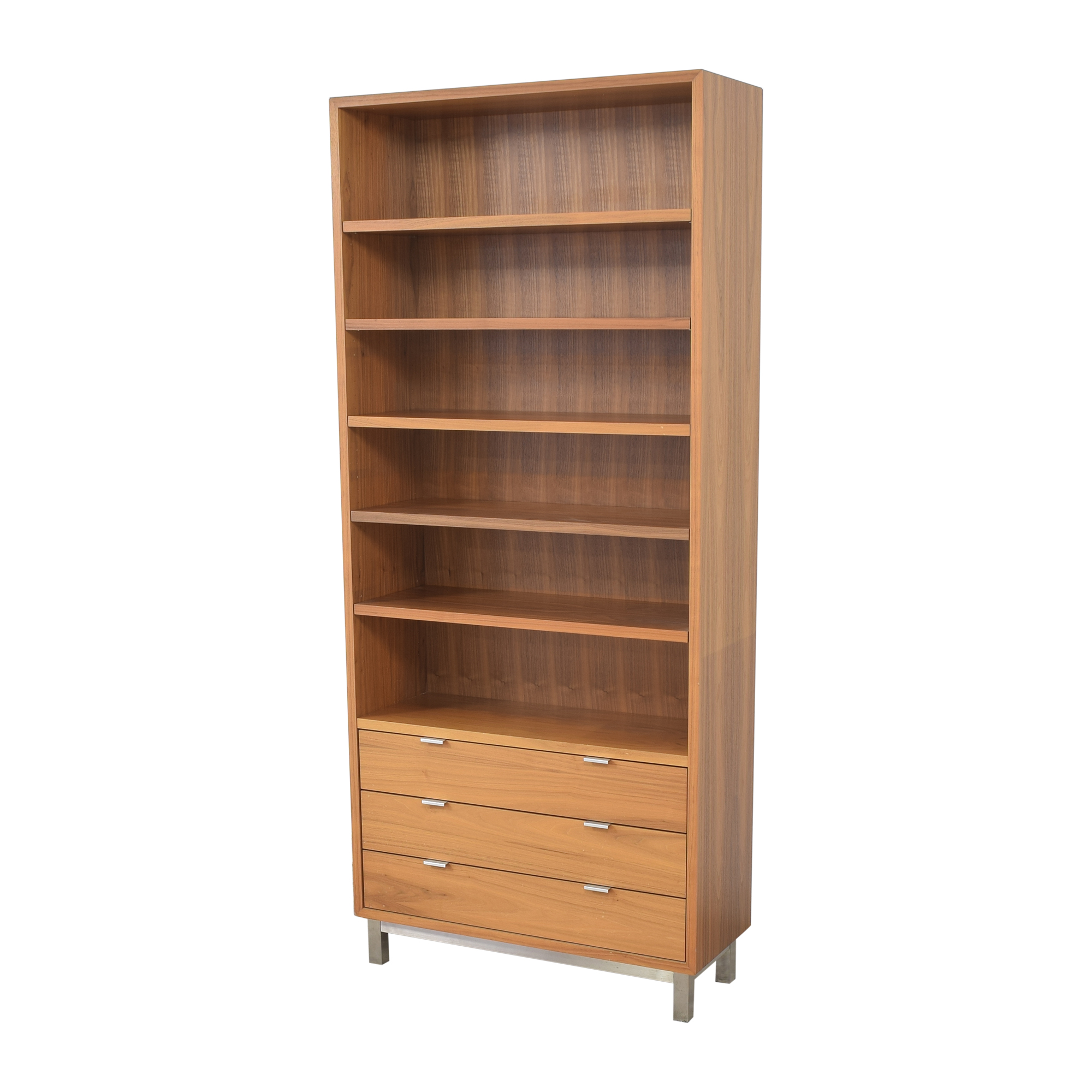 Room & Board Room & Board Copenhagen Three Drawer Bookcase discount