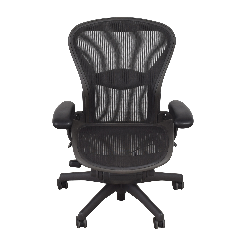 Herman Miller Herman Miller Size B Aeron Chair discount