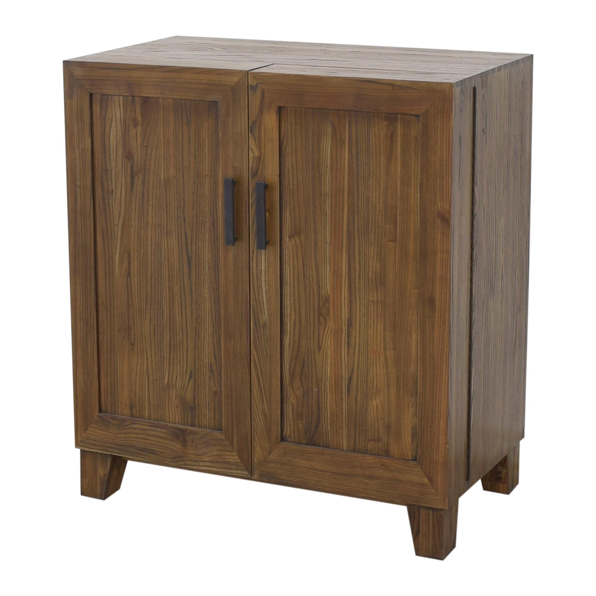 shop Crate & Barrel Crate & Barrel Marin Bar Cabinet online