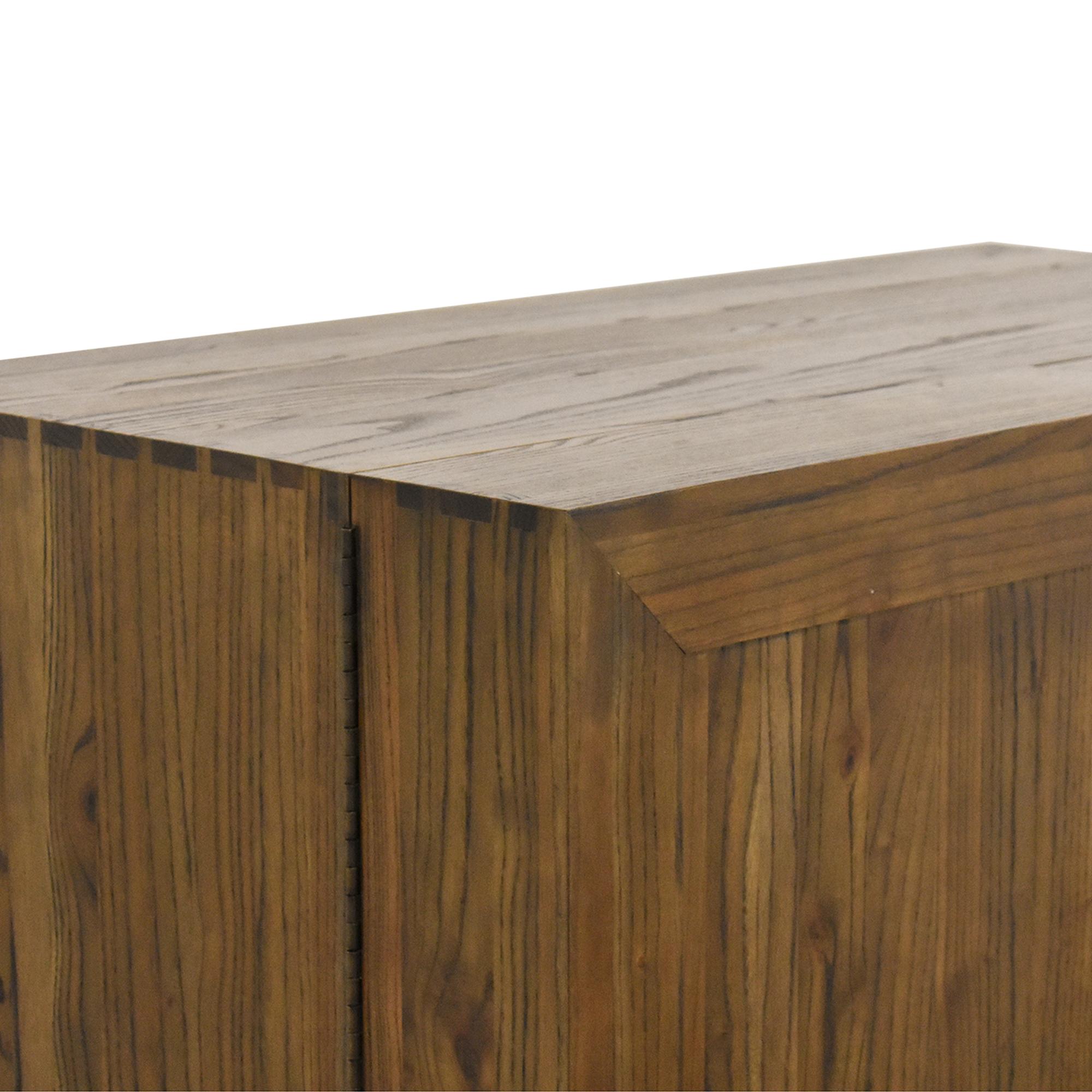 Crate & Barrel Marin Bar Cabinet / Storage