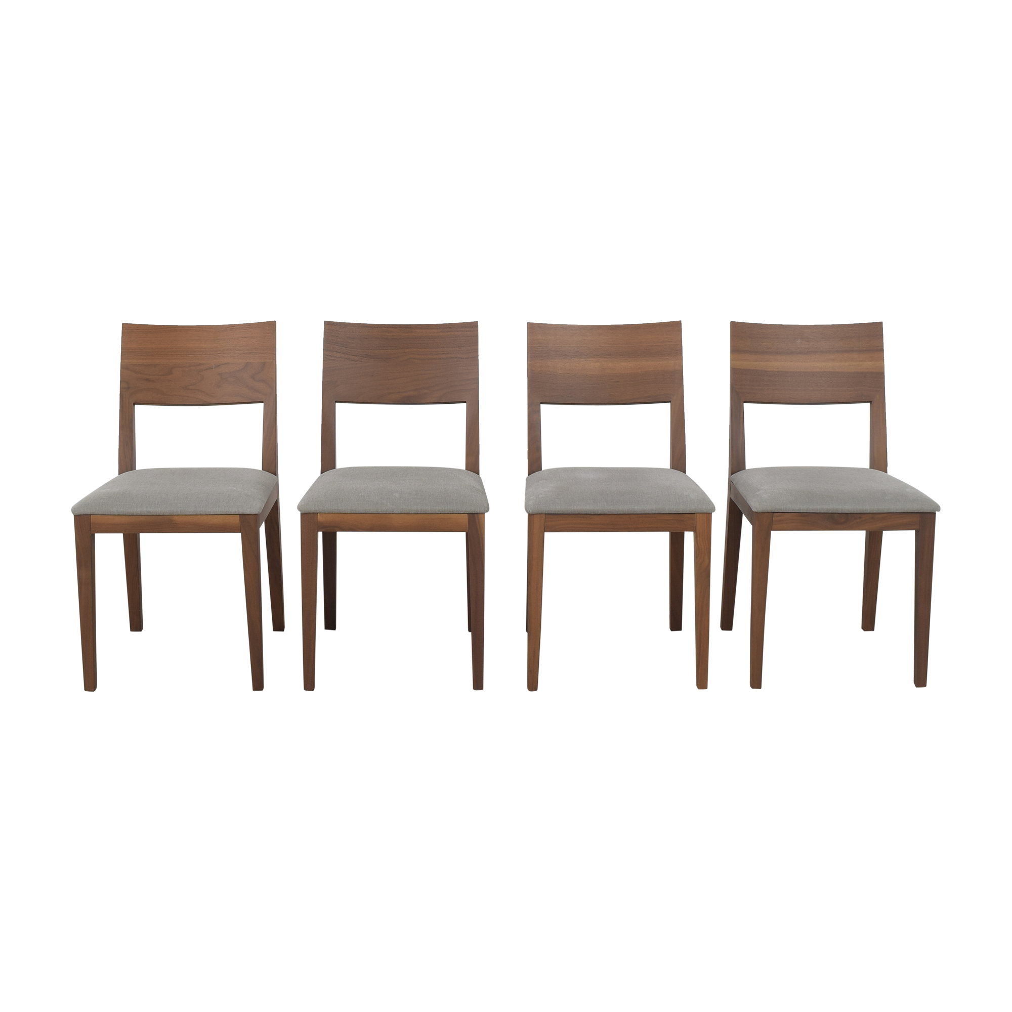 Crate & Barrel Crate & Barrel Thalia Dining Chairs Chairs