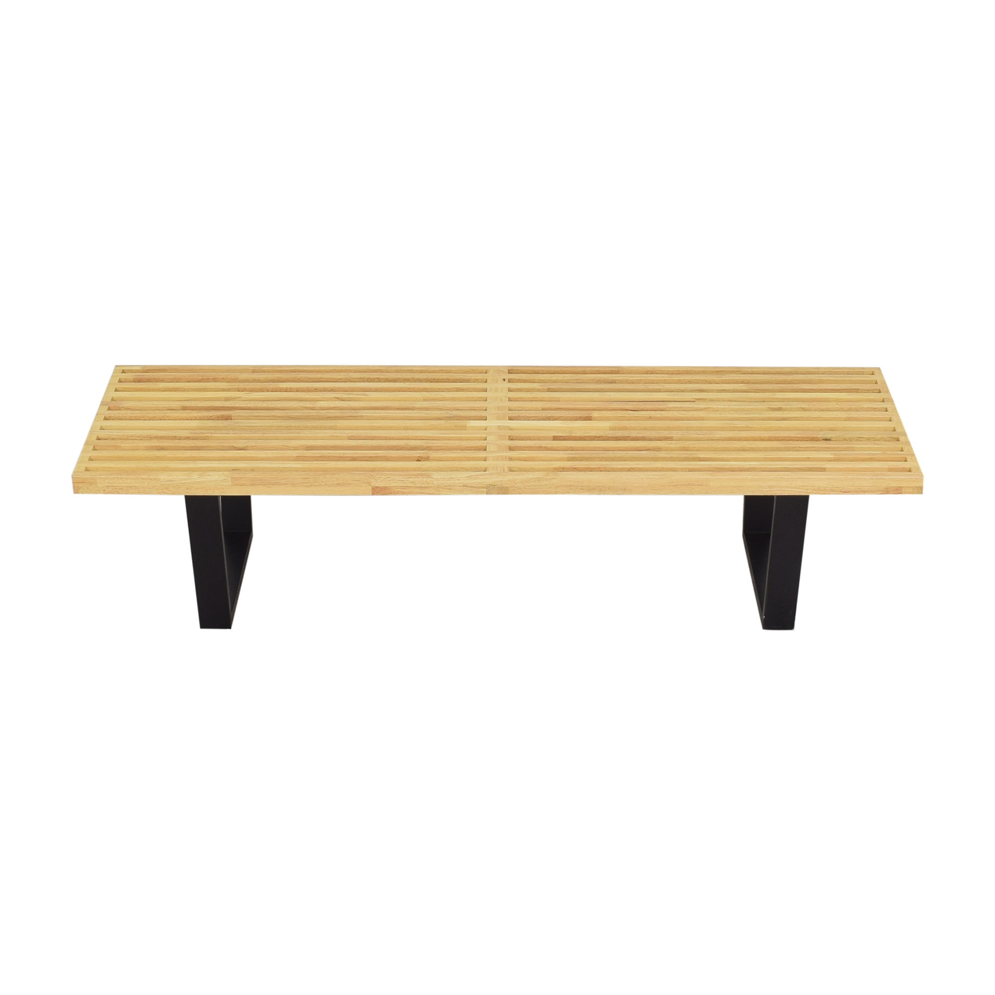 Nelson-Style Platform Bench discount