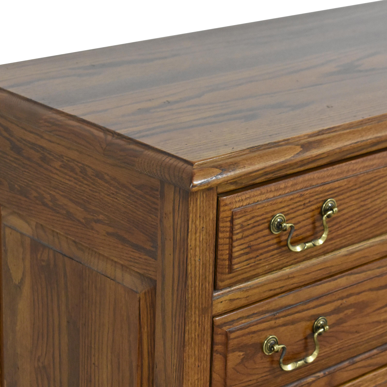 Ethan Allen Canterbury Double Dresser / Storage
