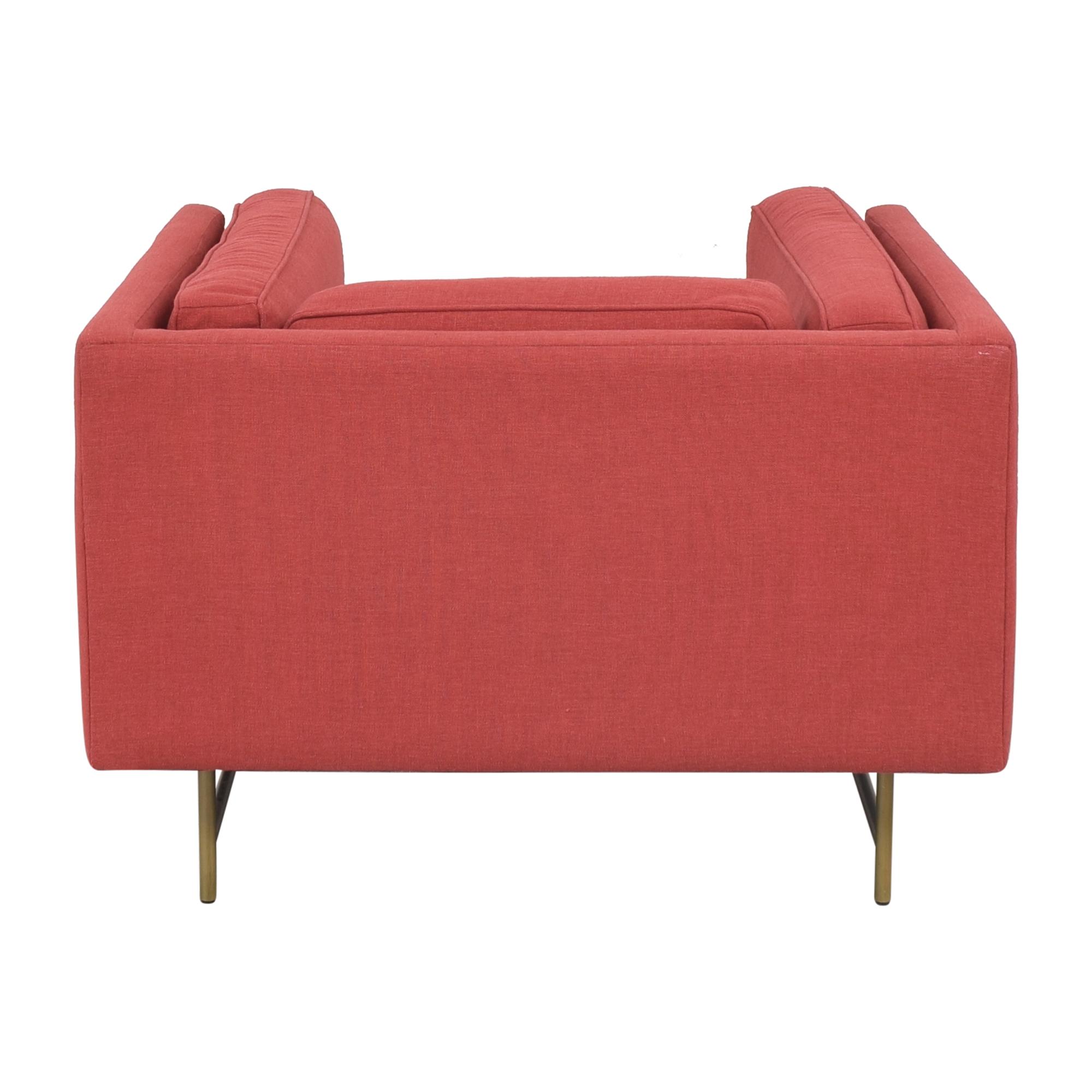Blu Dot BluDot Bank Lounge Chair Chairs