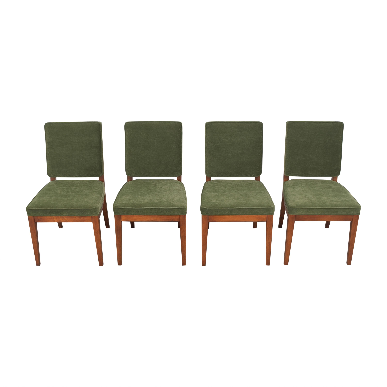 Stickley Furniture Carmel Side Chairs Stickley Furniture