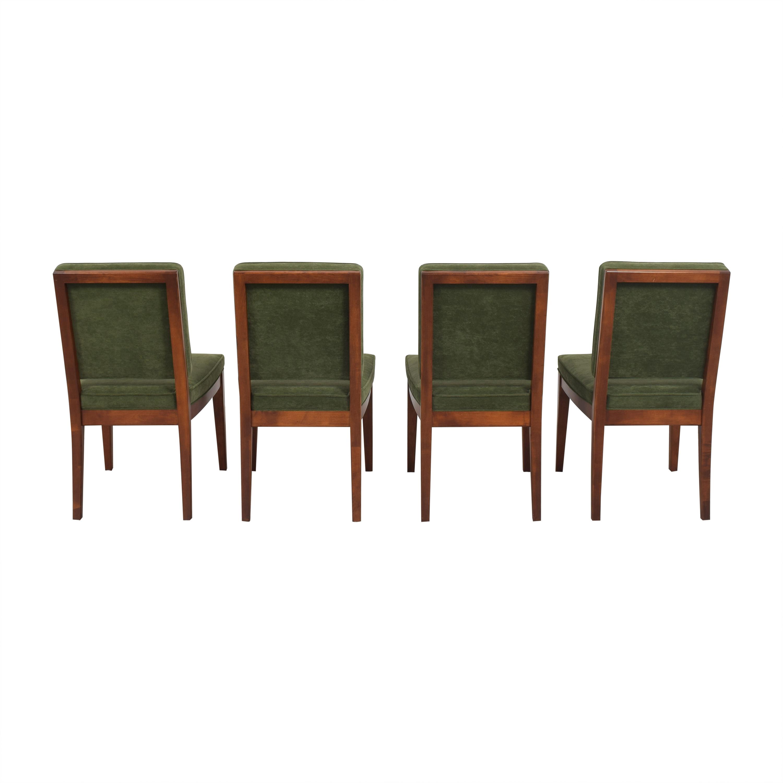 Stickley Furniture Stickley Furniture Carmel Side Chairs ma