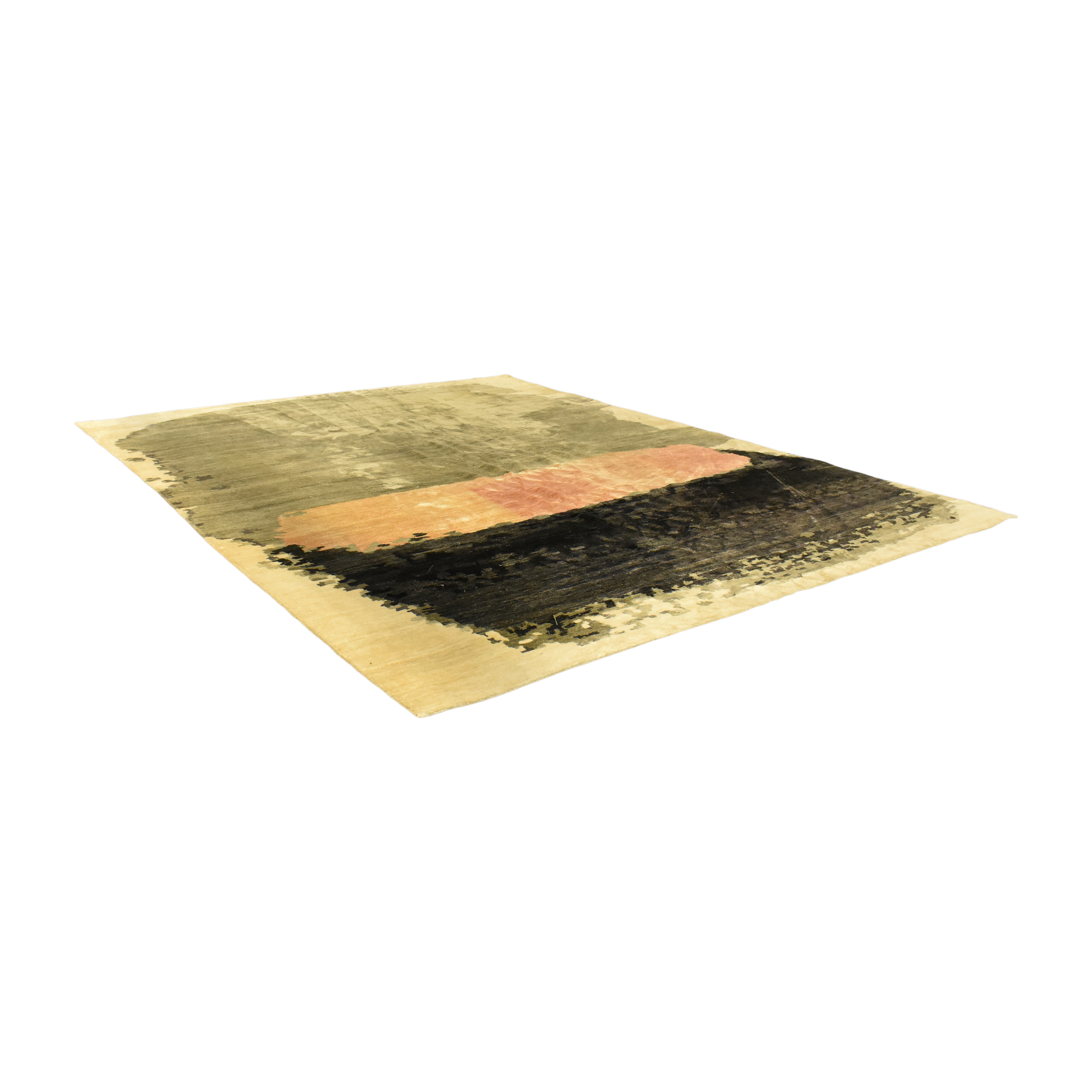 Anthropologie Anthropologie Painted Palette Area Rug discount