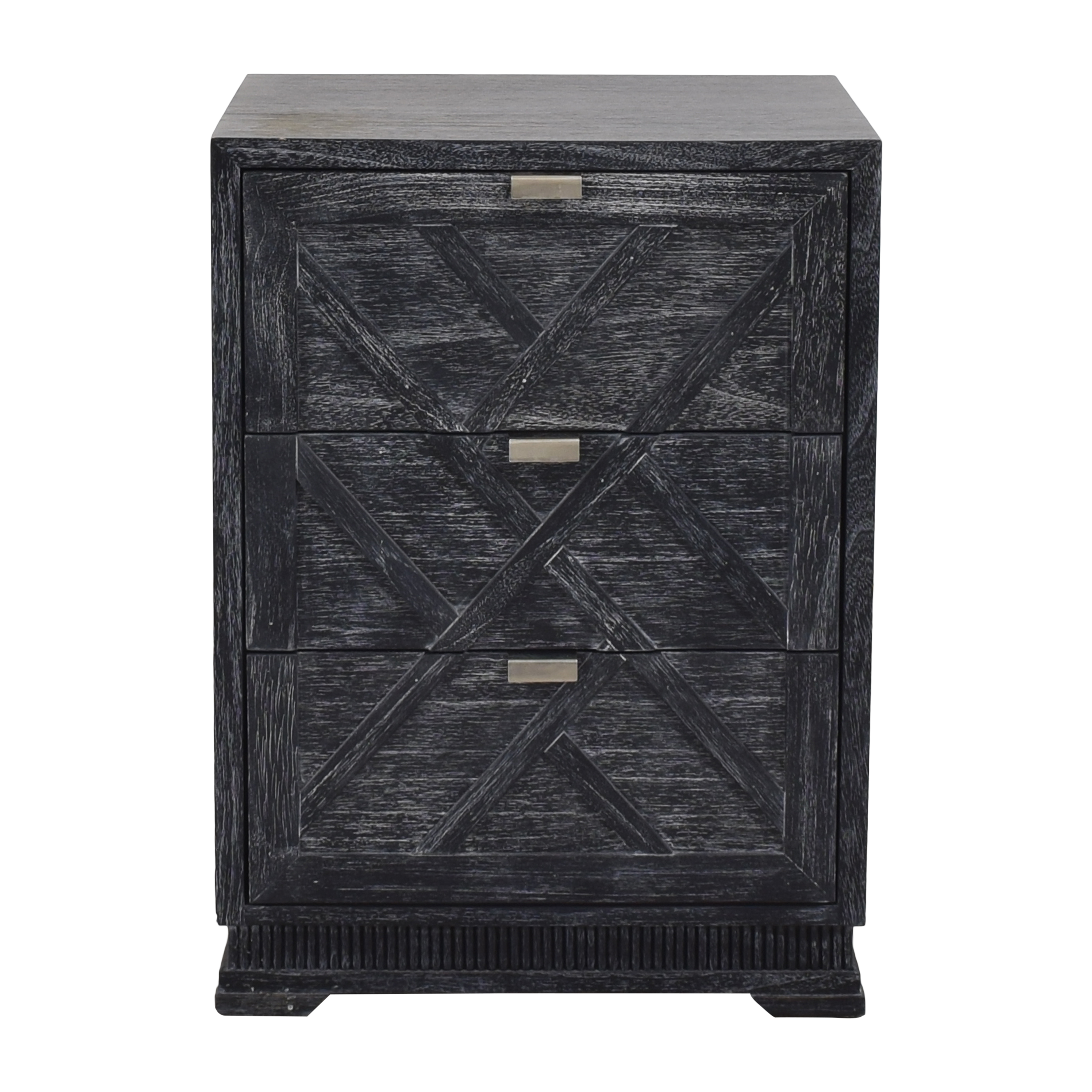 Bungalow 5 Cara Three Drawer Side Table / Tables