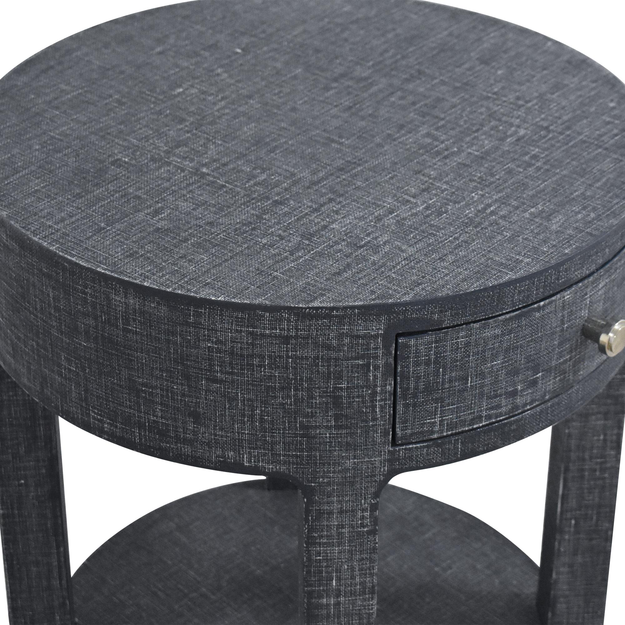 Bungalow 5 Dakota Round Side Table sale