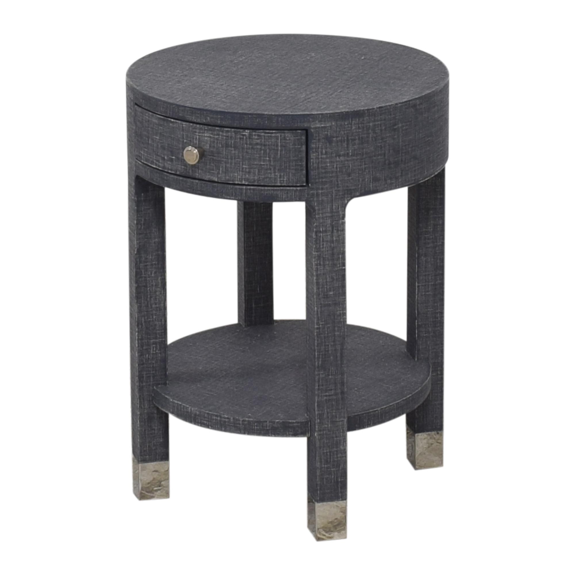 Bungalow 5 Dakota Round Side Table / Tables