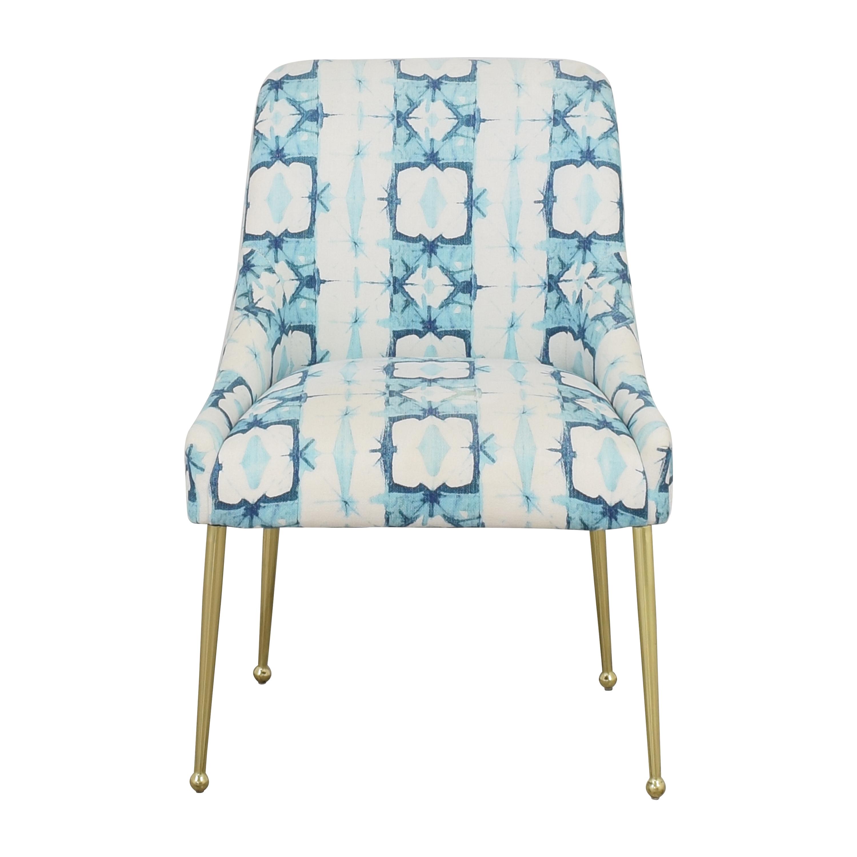 Anthropologie Anthropologie Minara Printed Elowen Chair on sale