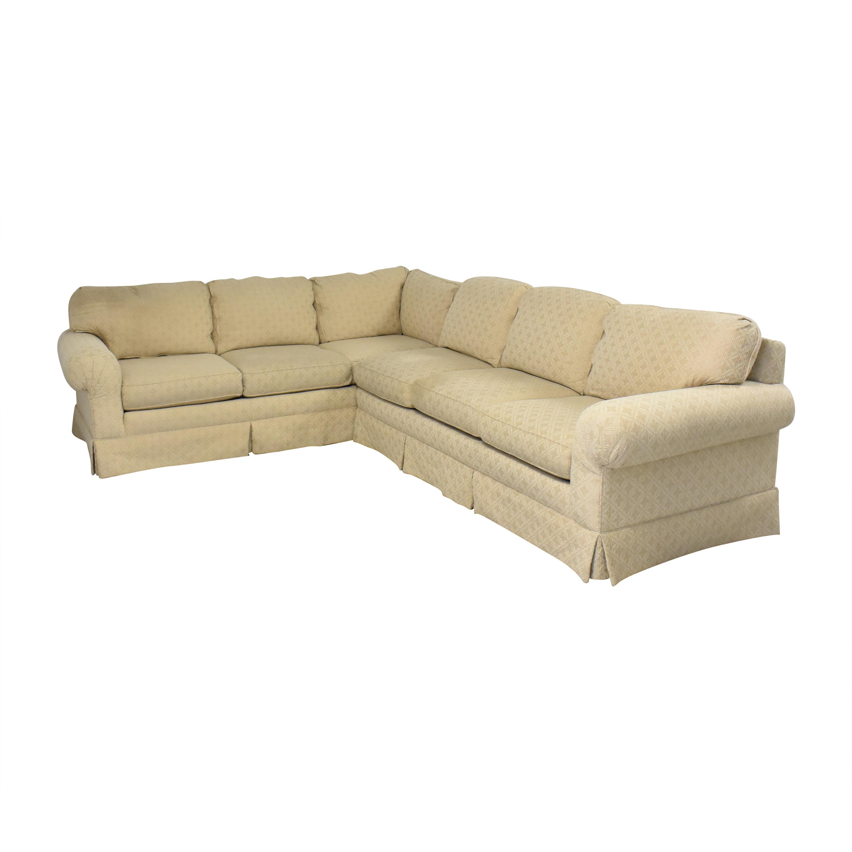 buy Huffman Koos Corner Sectional Sofa Huffman Koos