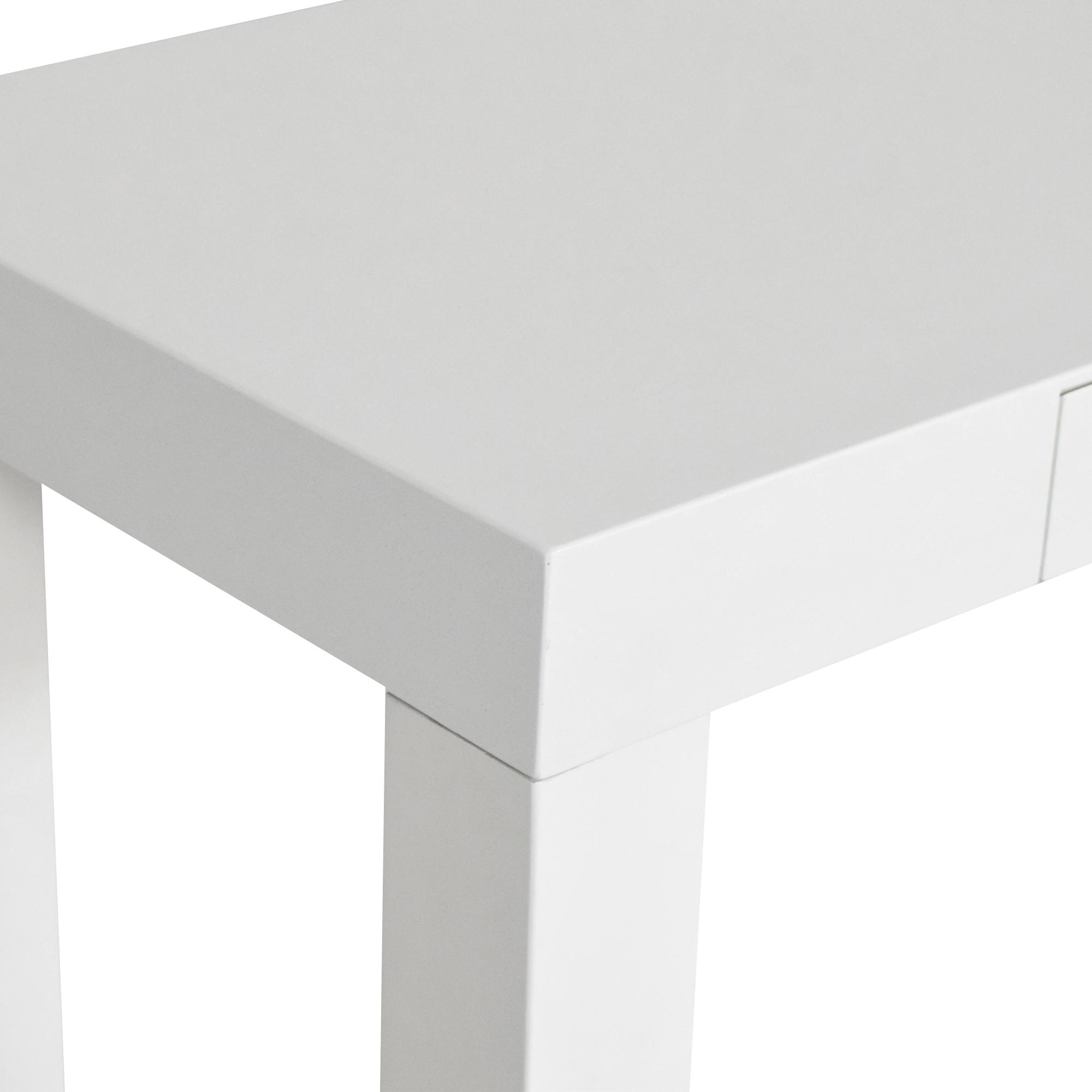 West Elm West Elm Parsons Console Table discount