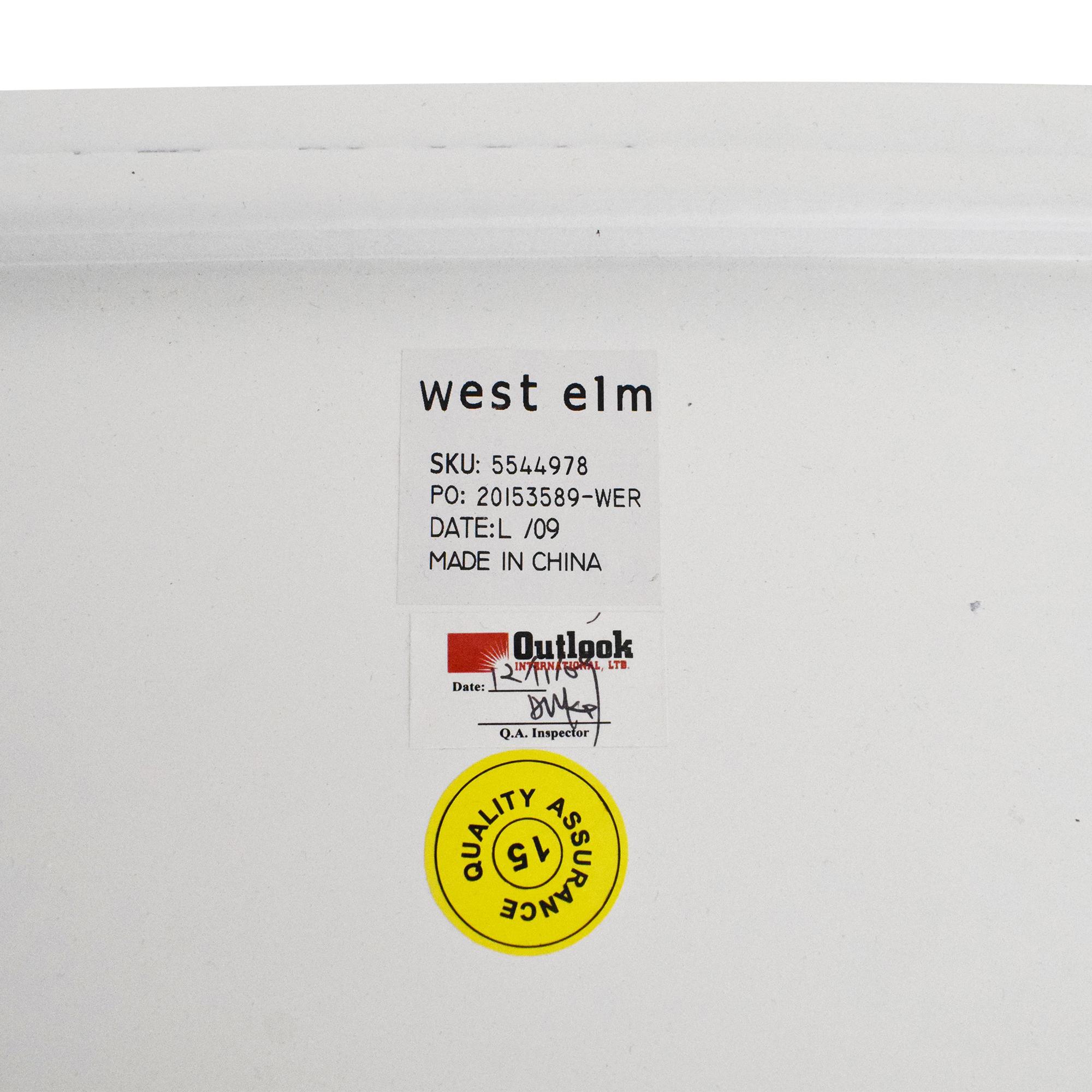 shop West Elm West Elm Parsons Console Table online