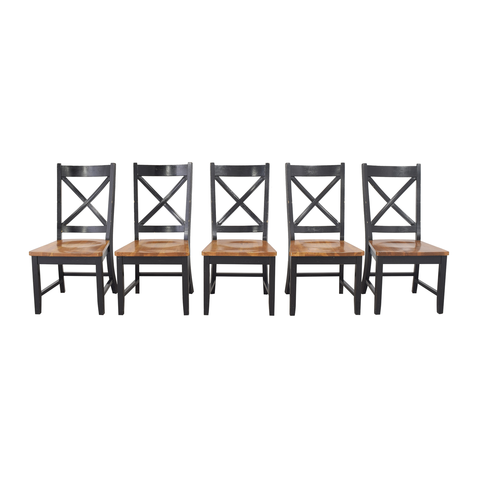 shop Havertys Havertys Timber Ridge Dining Chairs online