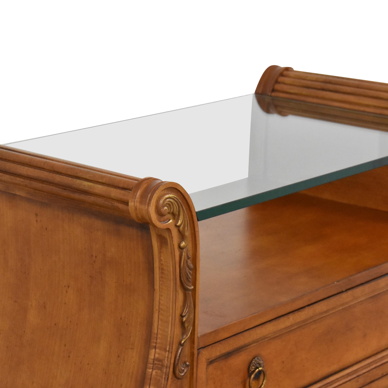 Century Furniture Century Furniture Two Drawer Nightstand discount