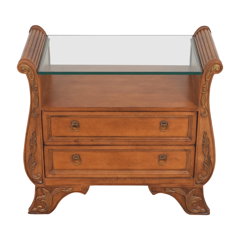 Century Furniture Century Furniture Two Drawer Nightstand price