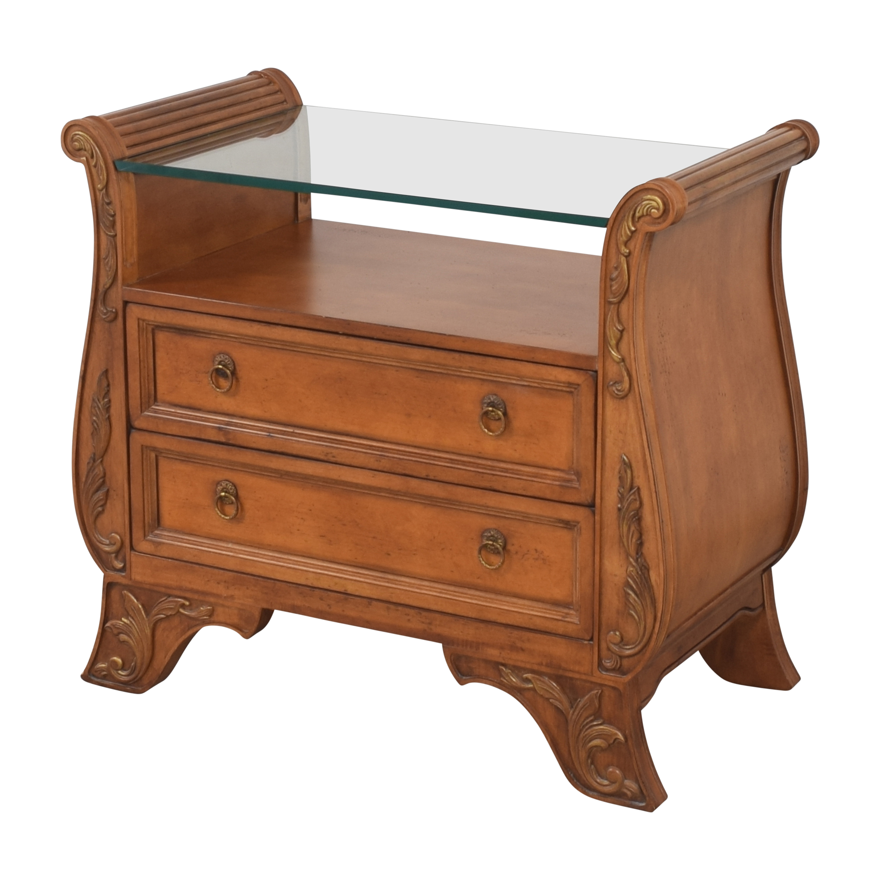 Century Furniture Century Furniture Two Drawer Nightstand for sale