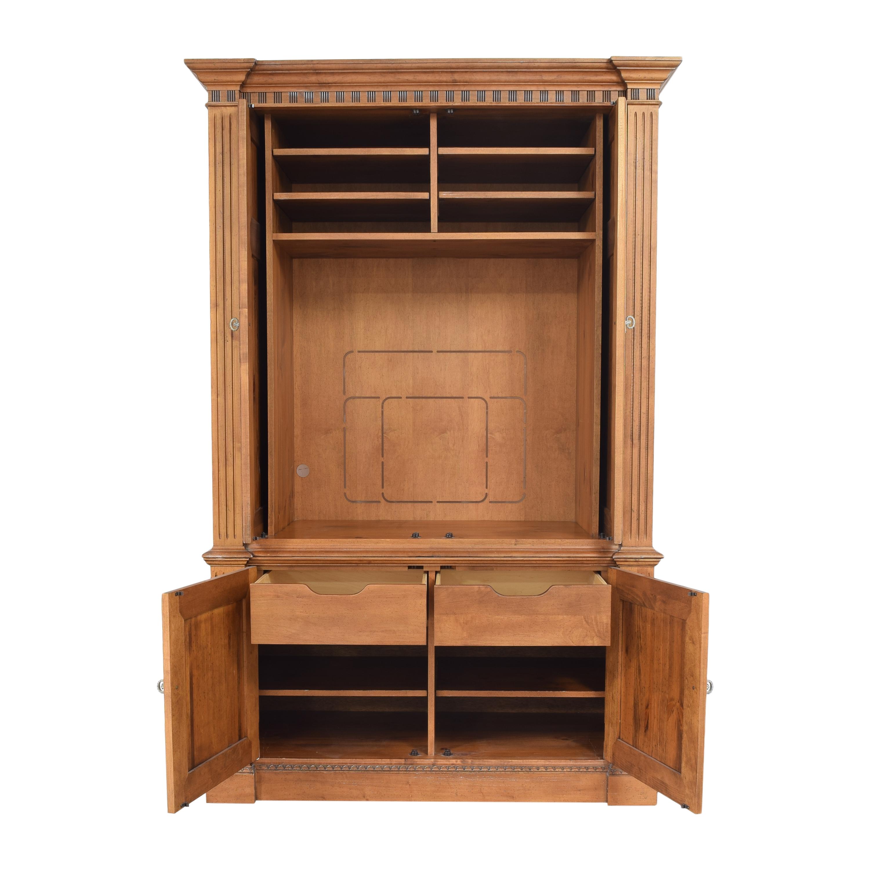 Century Furniture Media Armoire sale