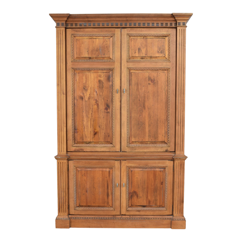 Century Furniture Century Furniture Media Armoire Storage