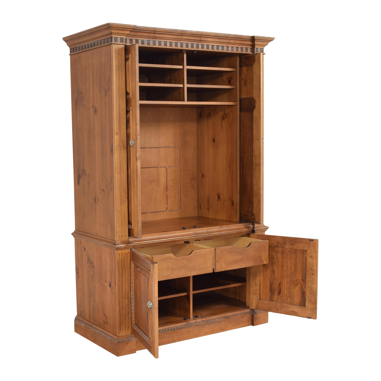 Century Furniture Century Furniture Media Armoire Wardrobes & Armoires