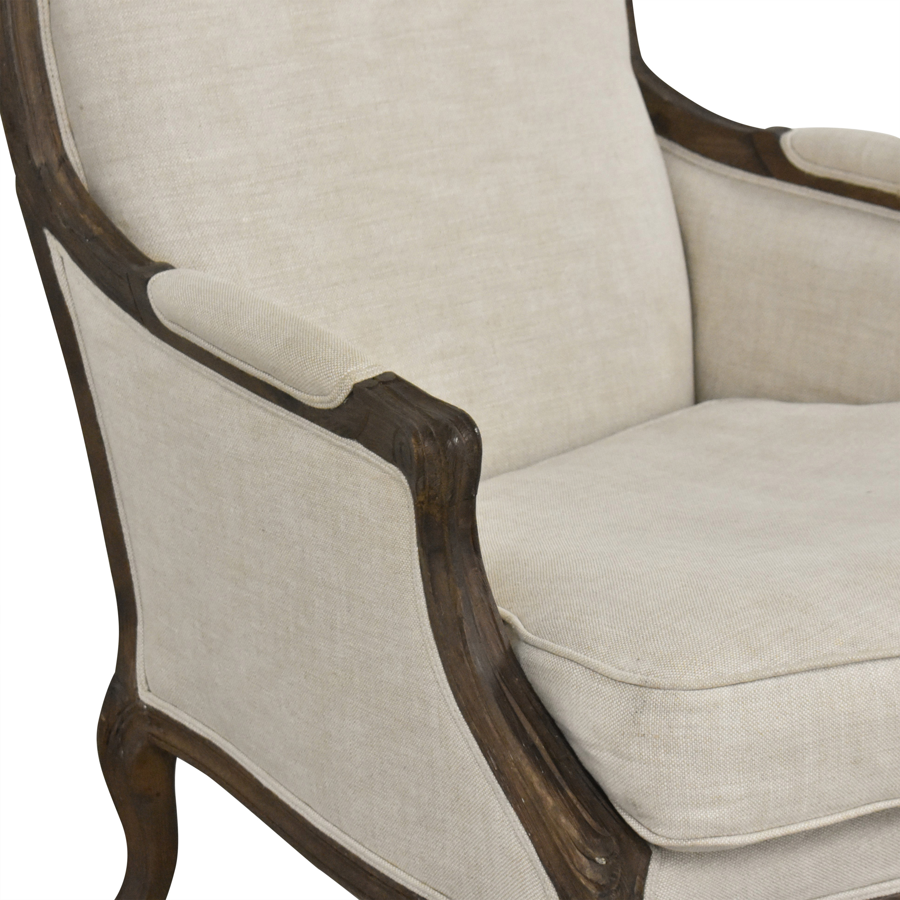 Restoration Hardware Restoration Hardware Lounge Chair second hand