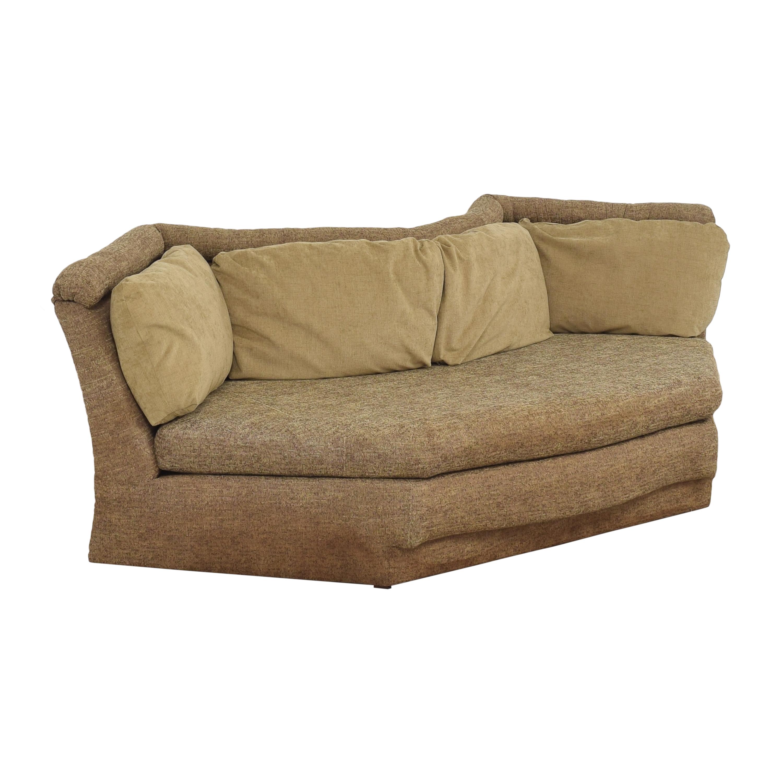 Modern Curved Sofa Classic Sofas
