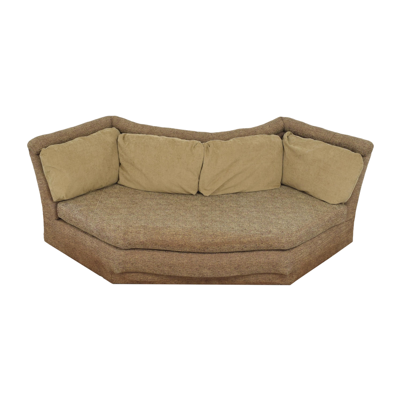 Modern Curved Sofa ma