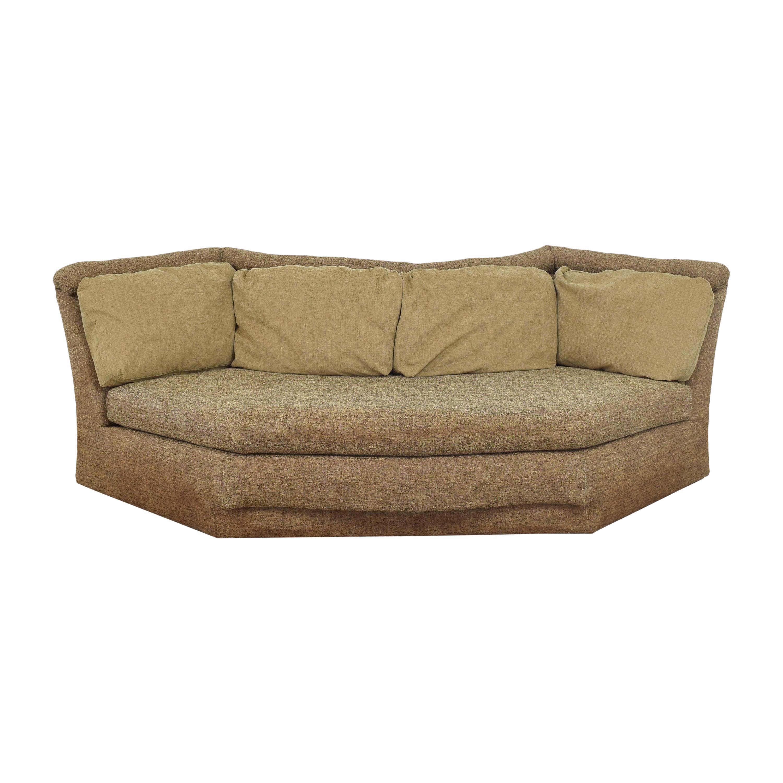 buy Modern Curved Sofa  Sofas