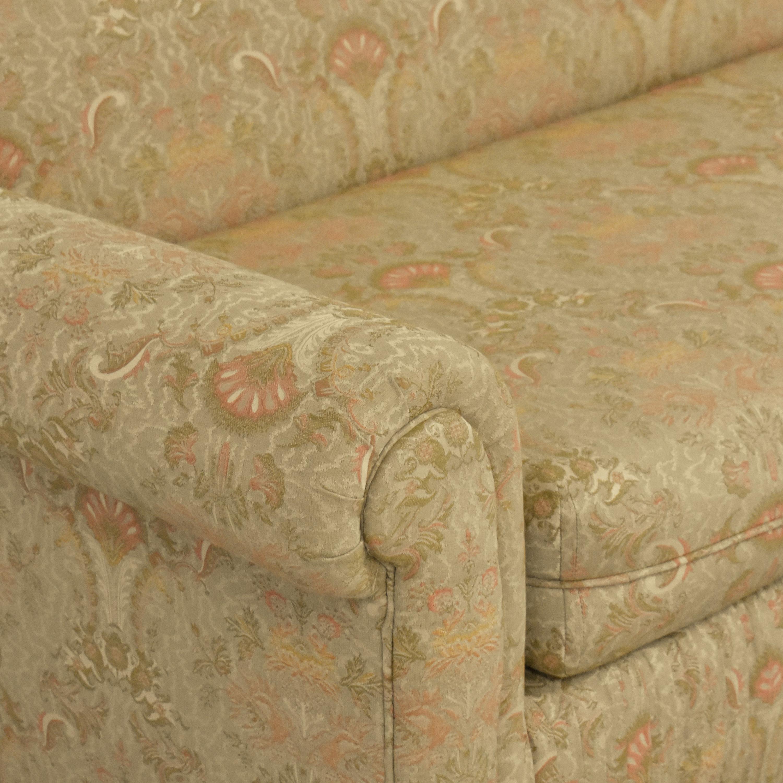 Custom Upholstered Sofa discount