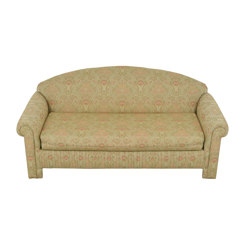 Custom Upholstered Sofa on sale