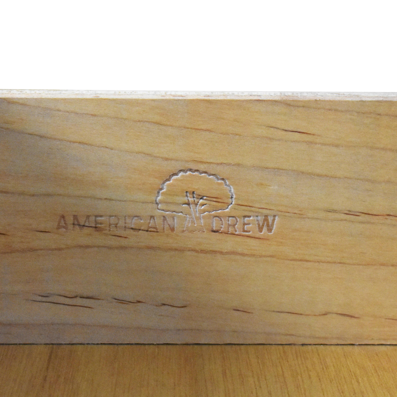 American Drew American Drew Hepplewhite-Style Sideboard Storage