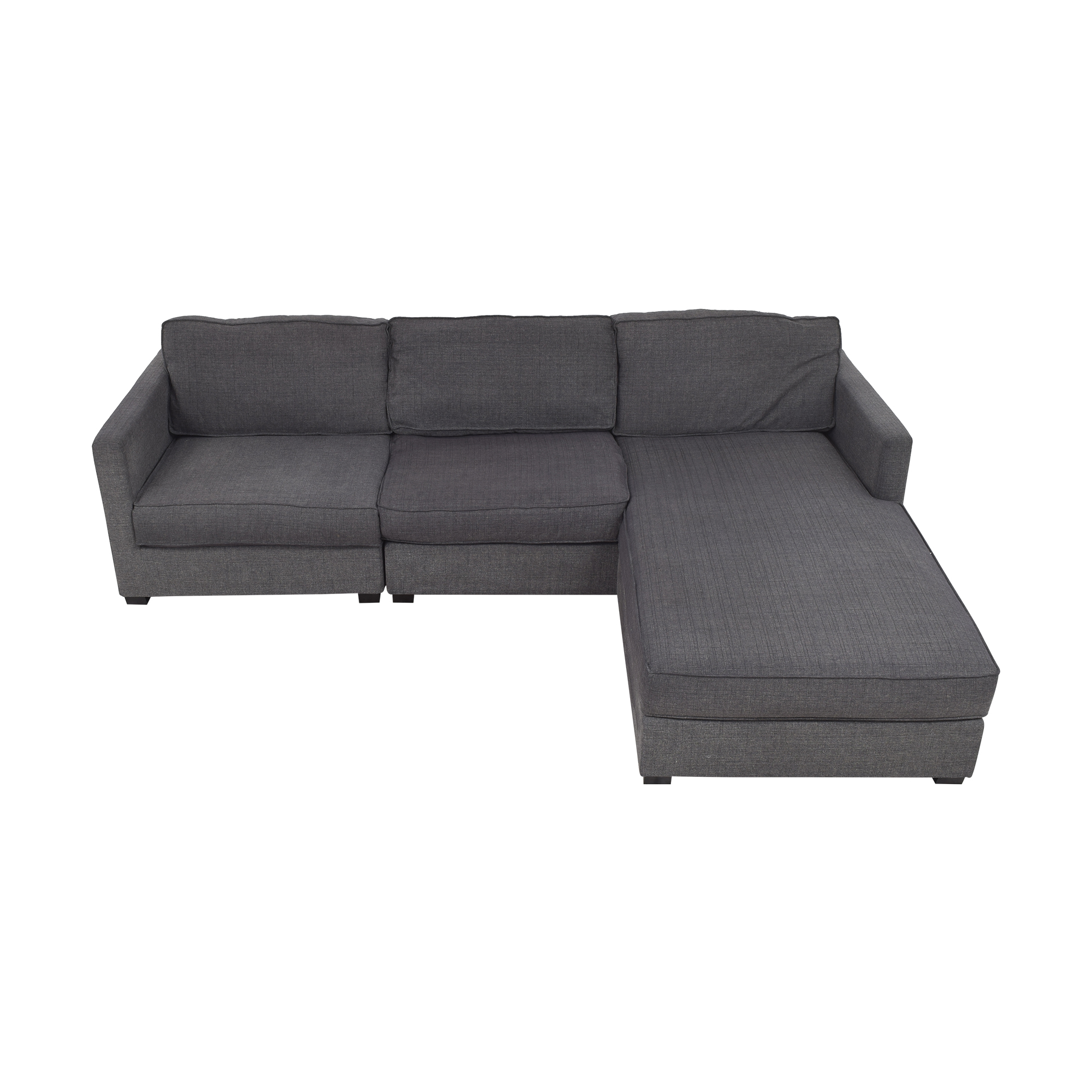 Gus Modern Gus Modern Parkdale Chaise Sectional Sofa coupon