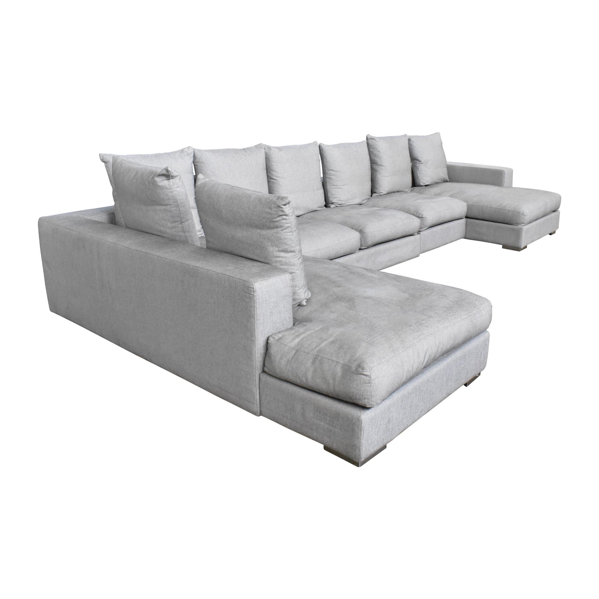BoConcept BoConcept Cenova Sectional Sofa pa