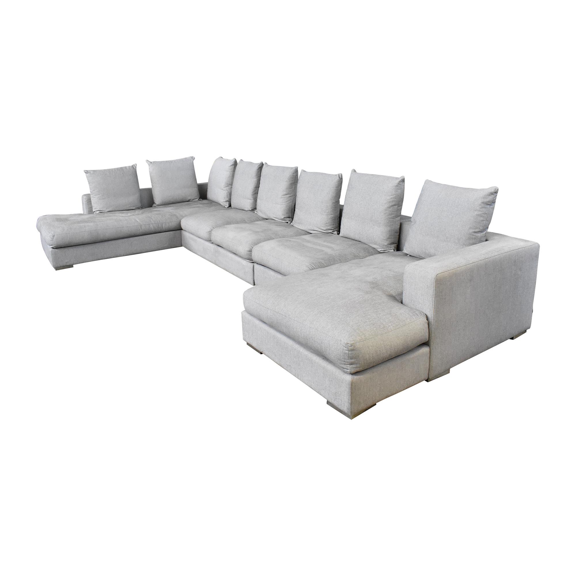 BoConcept BoConcept Cenova Sectional Sofa nj