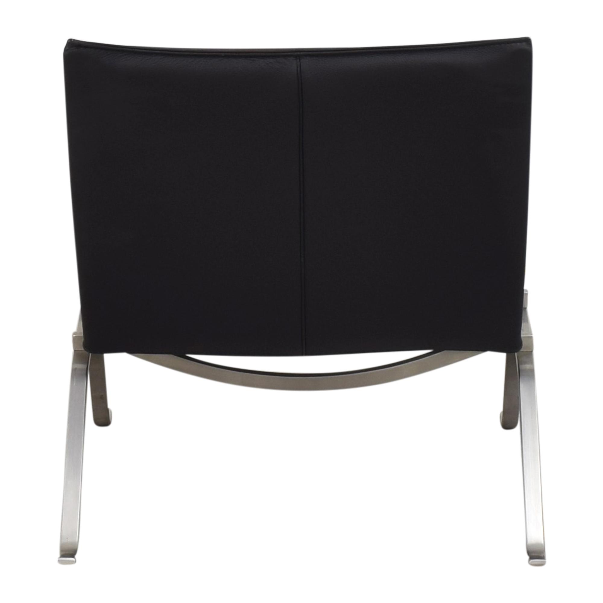 Fritz Hansen Fritz Hansen Poul Kjaerholm PK22 Modern Chair for sale