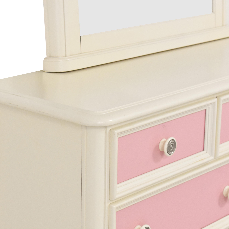 buy Pulaski Furniture Dresser with Mirror Pulaski Furniture Storage