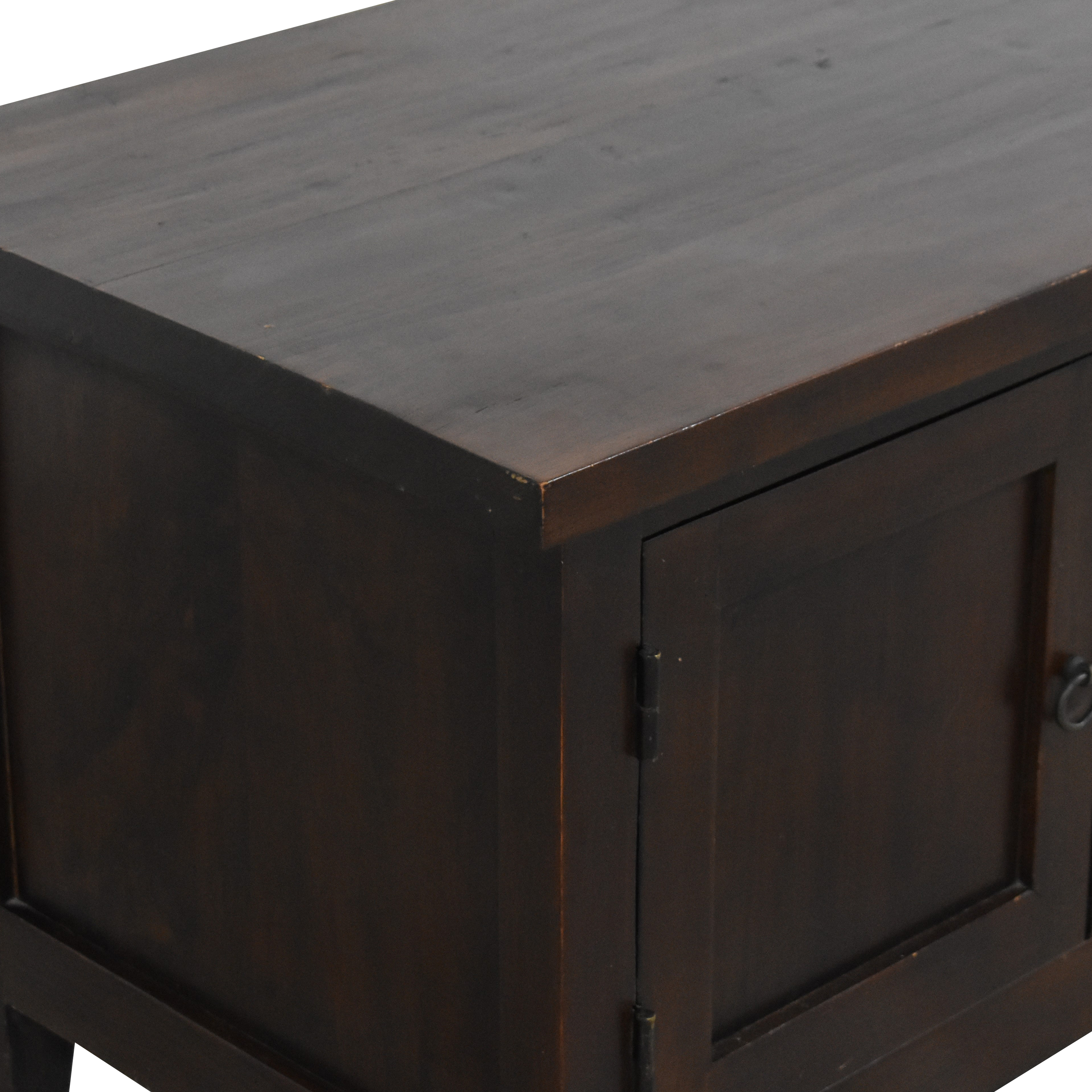 buy Crate & Barrel Storage Coffee Table Crate & Barrel Coffee Tables