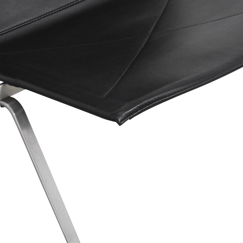Fritz Hansen Fritz Hansen Poul Kjaerholm PK22 Modern Chair Chairs