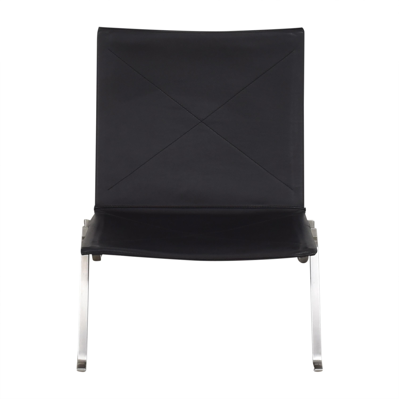 shop Fritz Hansen Poul Kjaerholm PK22 Modern Chair Fritz Hansen