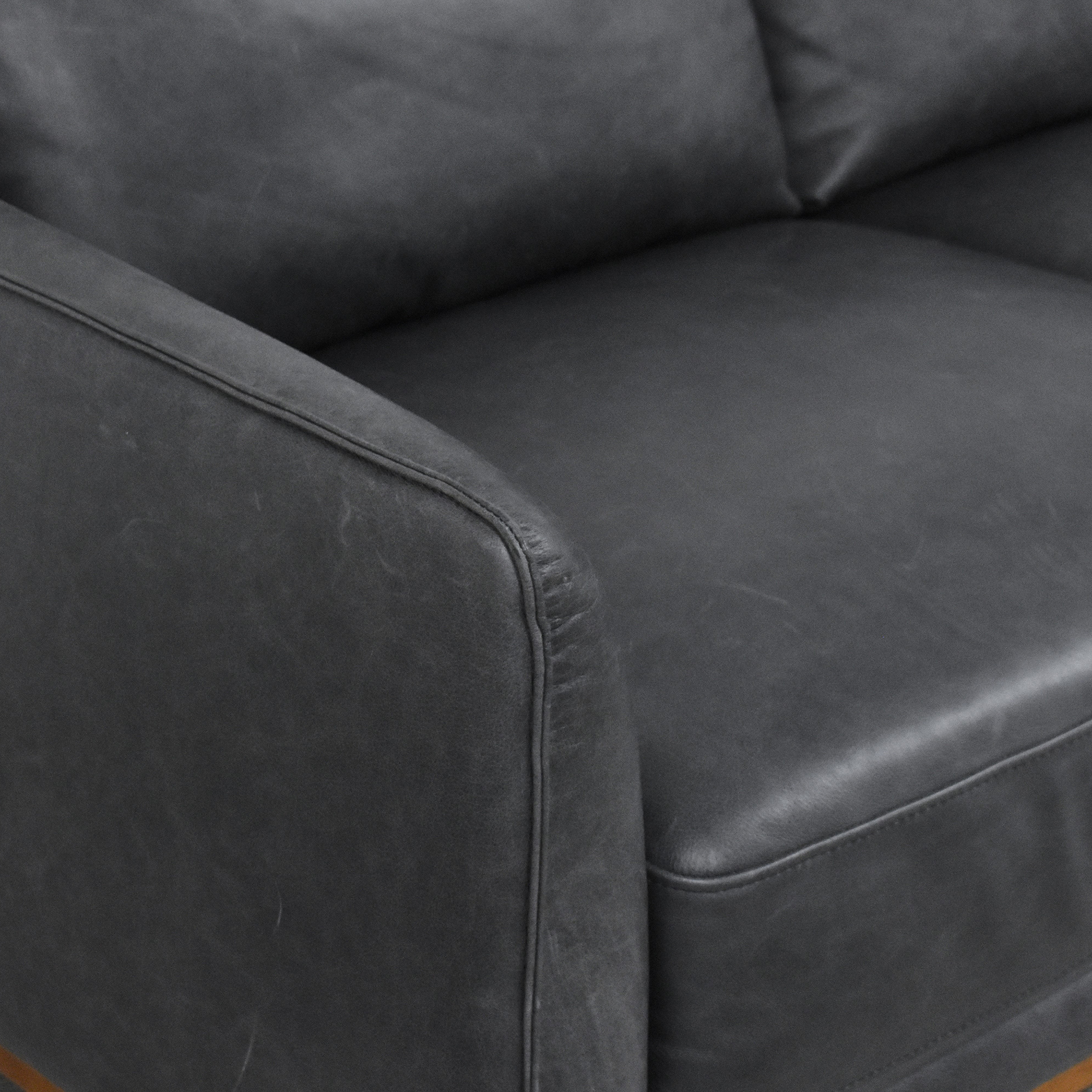 shop Modani Sidney Three Cushion Sofa Modani Classic Sofas