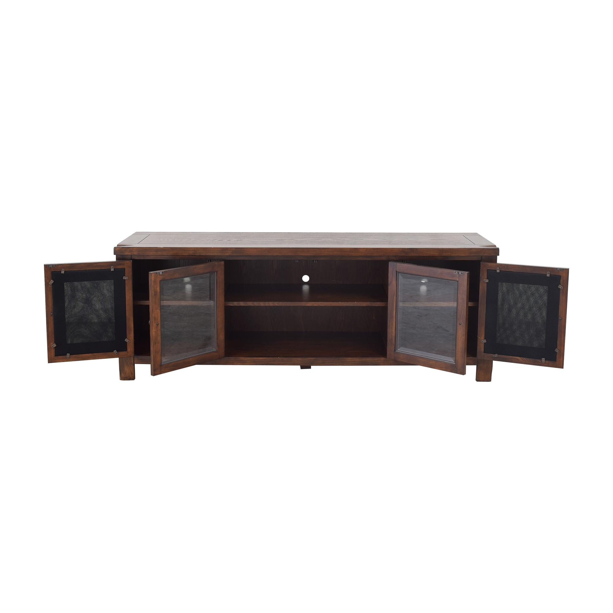 Emerald Home Furnishings Pampa Furniture Media Center used