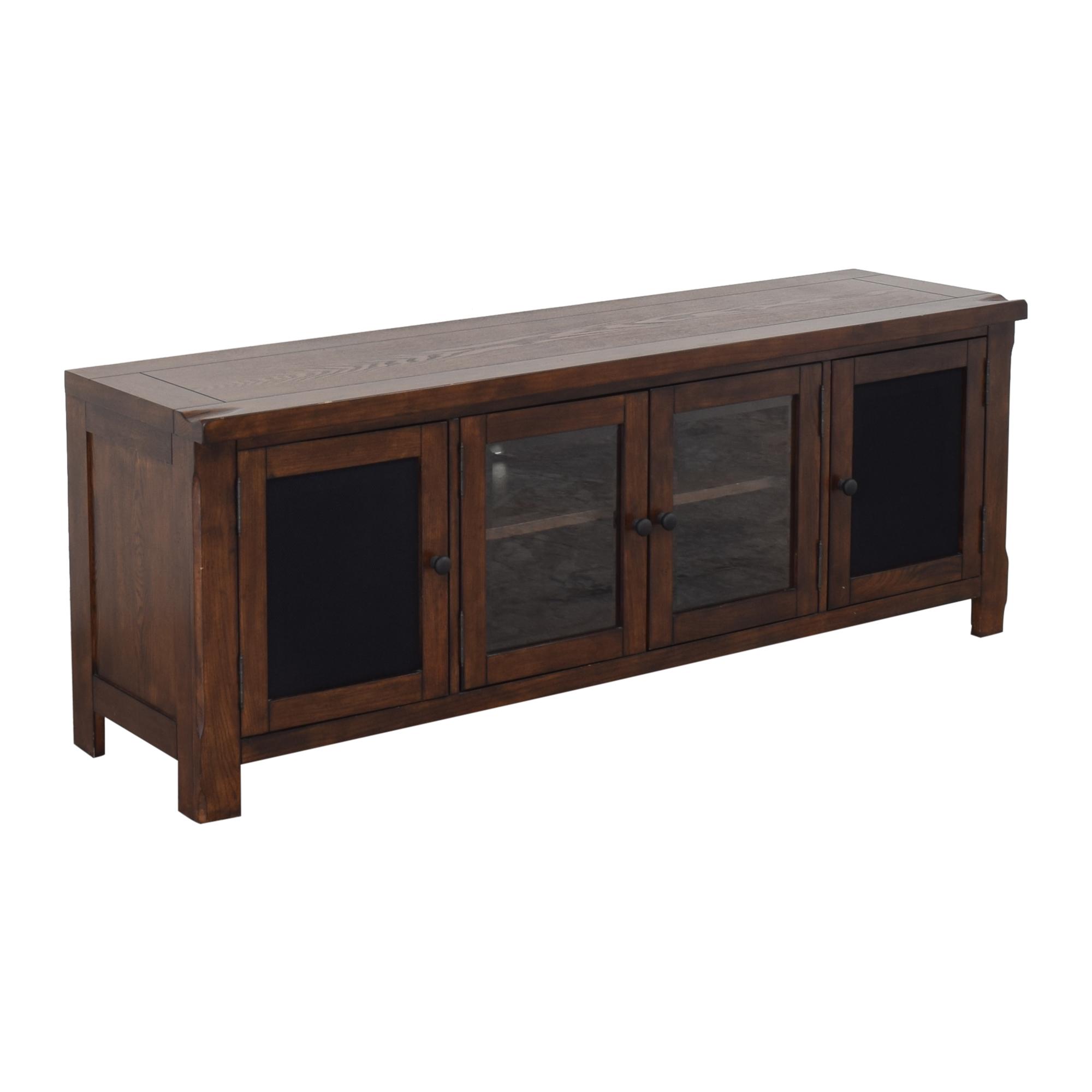 Emerald Home Furnishings Pampa Furniture Media Center Media Units
