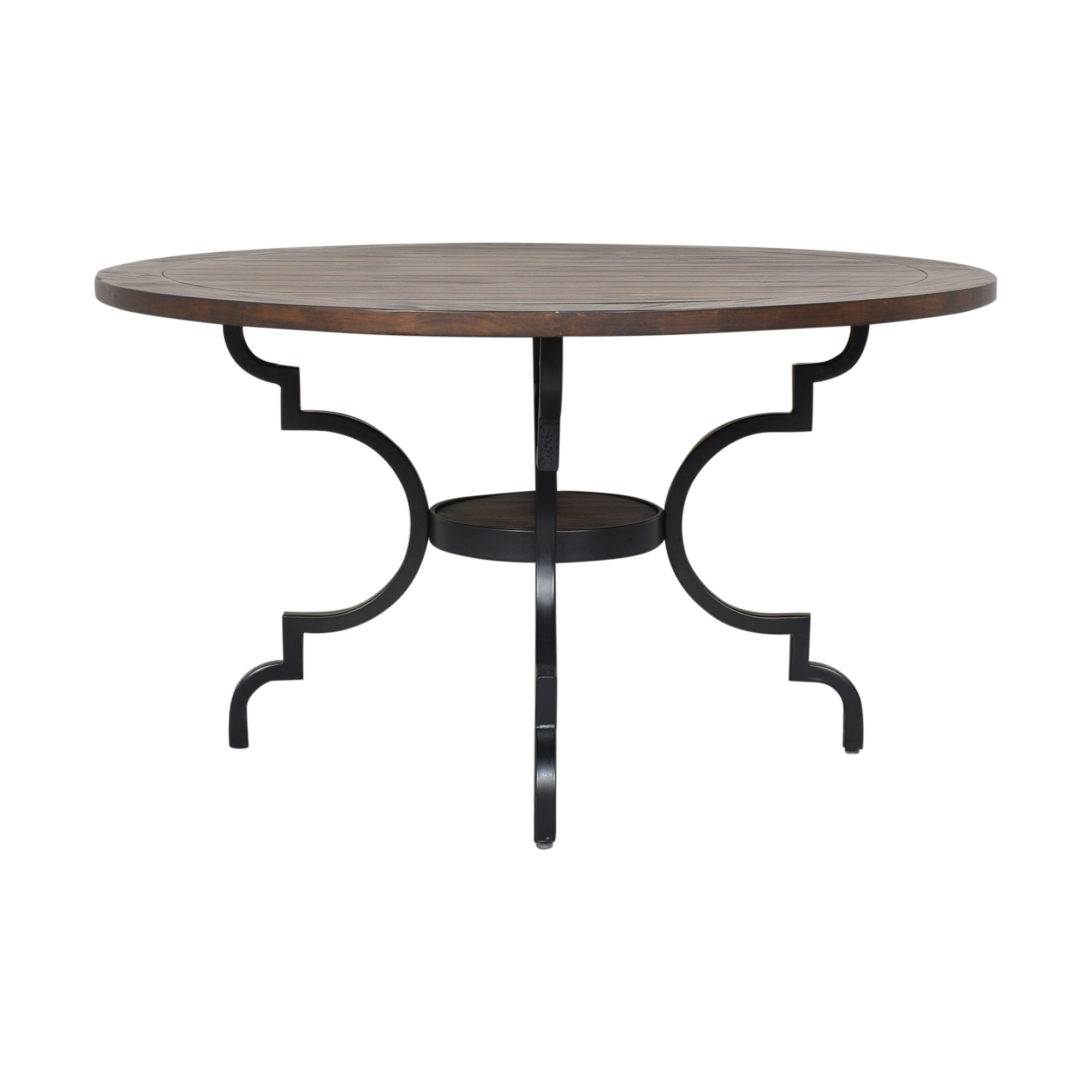 buy Magnolia Home Breakfast Round Dining Table Magnolia Home