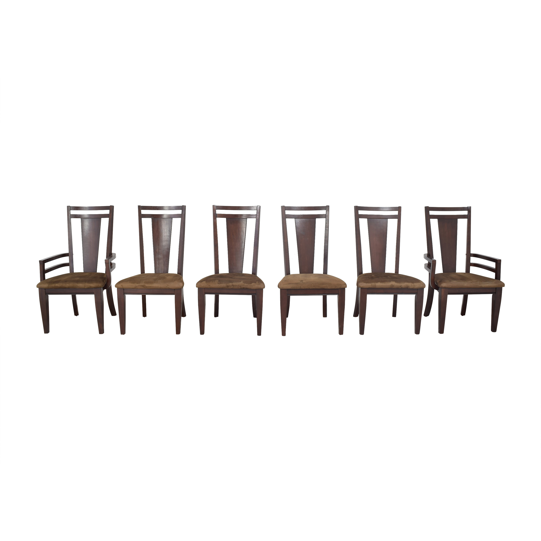 buy Raymour & Flanigan Northern Lights Dining Chairs Raymour & Flanigan Dining Chairs