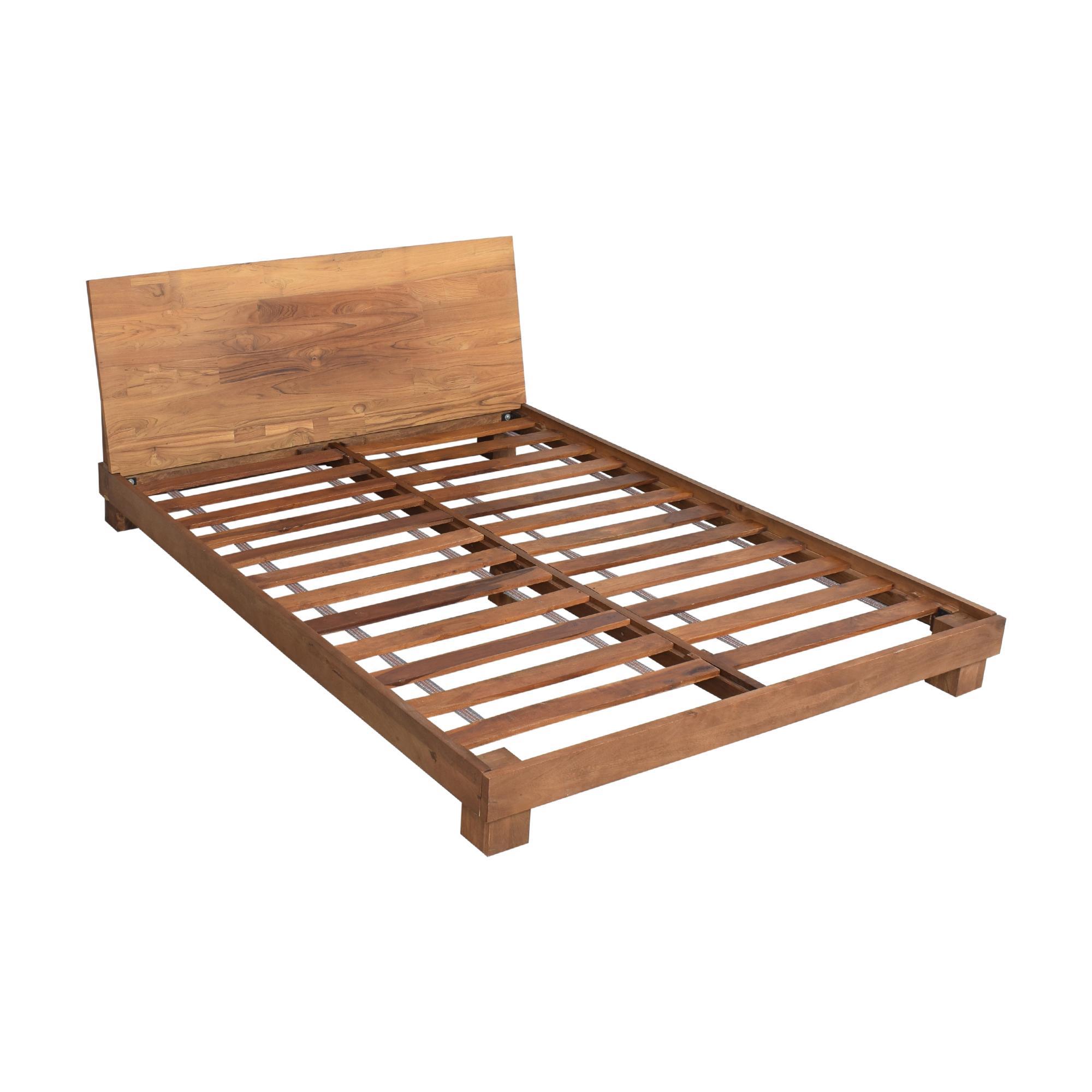 CB2 CB2 Dondra Queen Bed Bed Frames