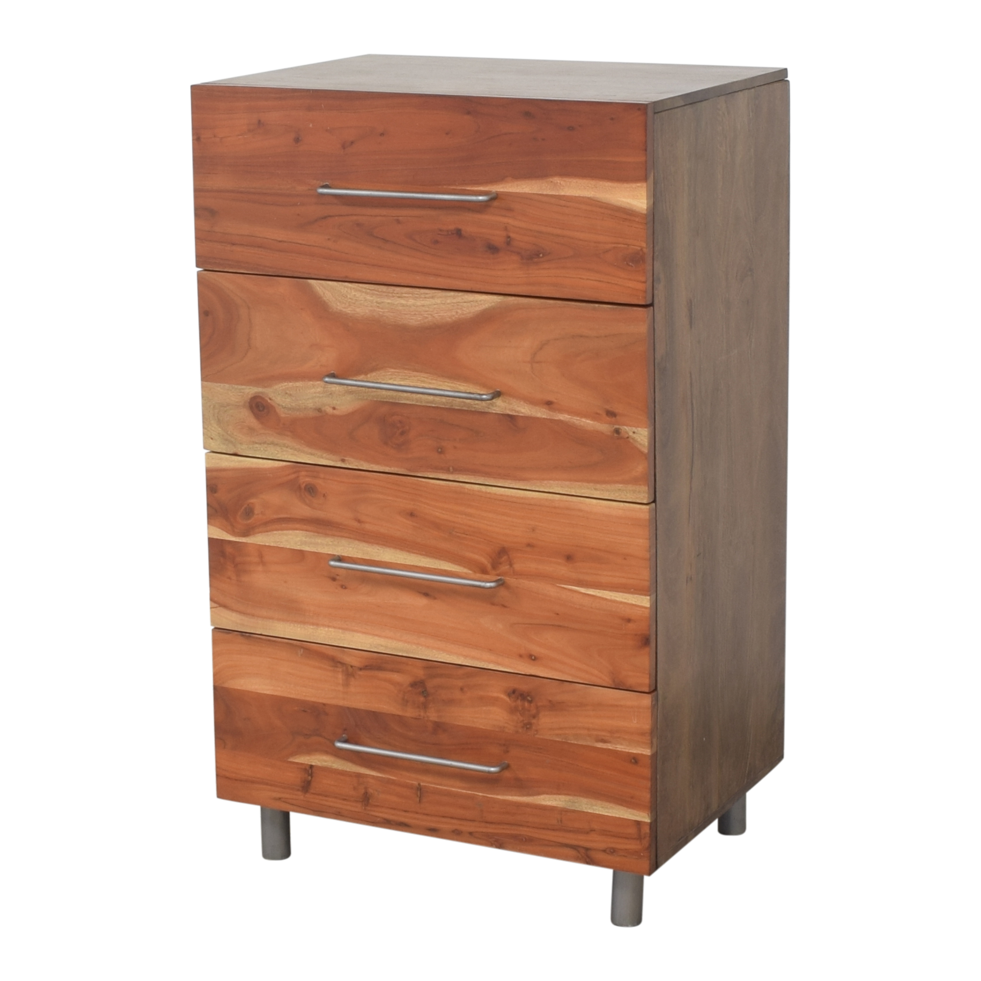 CB2 CB2 Four Drawer Chest dimensions