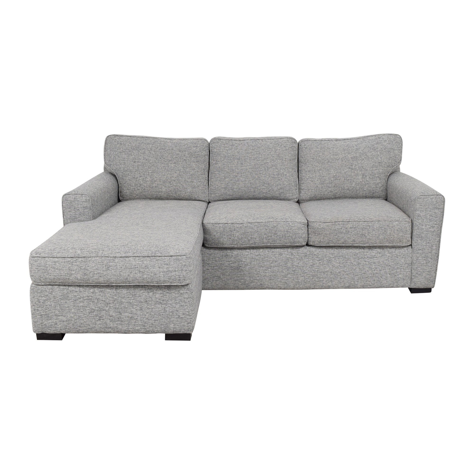 Macy's Macy's Callington Reversible Chaise Sectional Sofa used