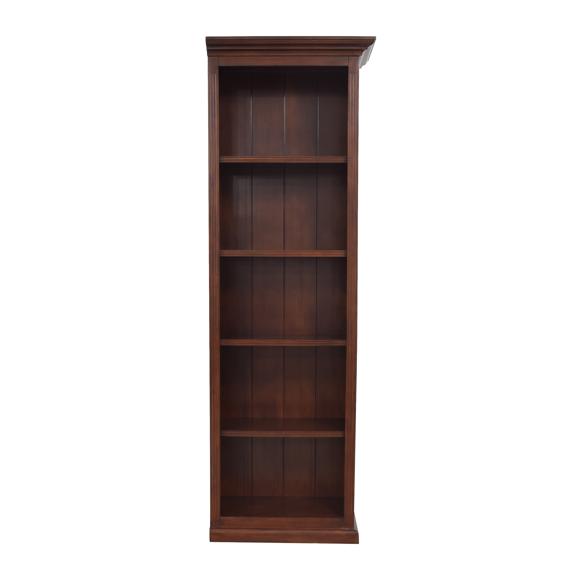 Ballard Designs Ballard Designs Tuscan Right Bookcase brown