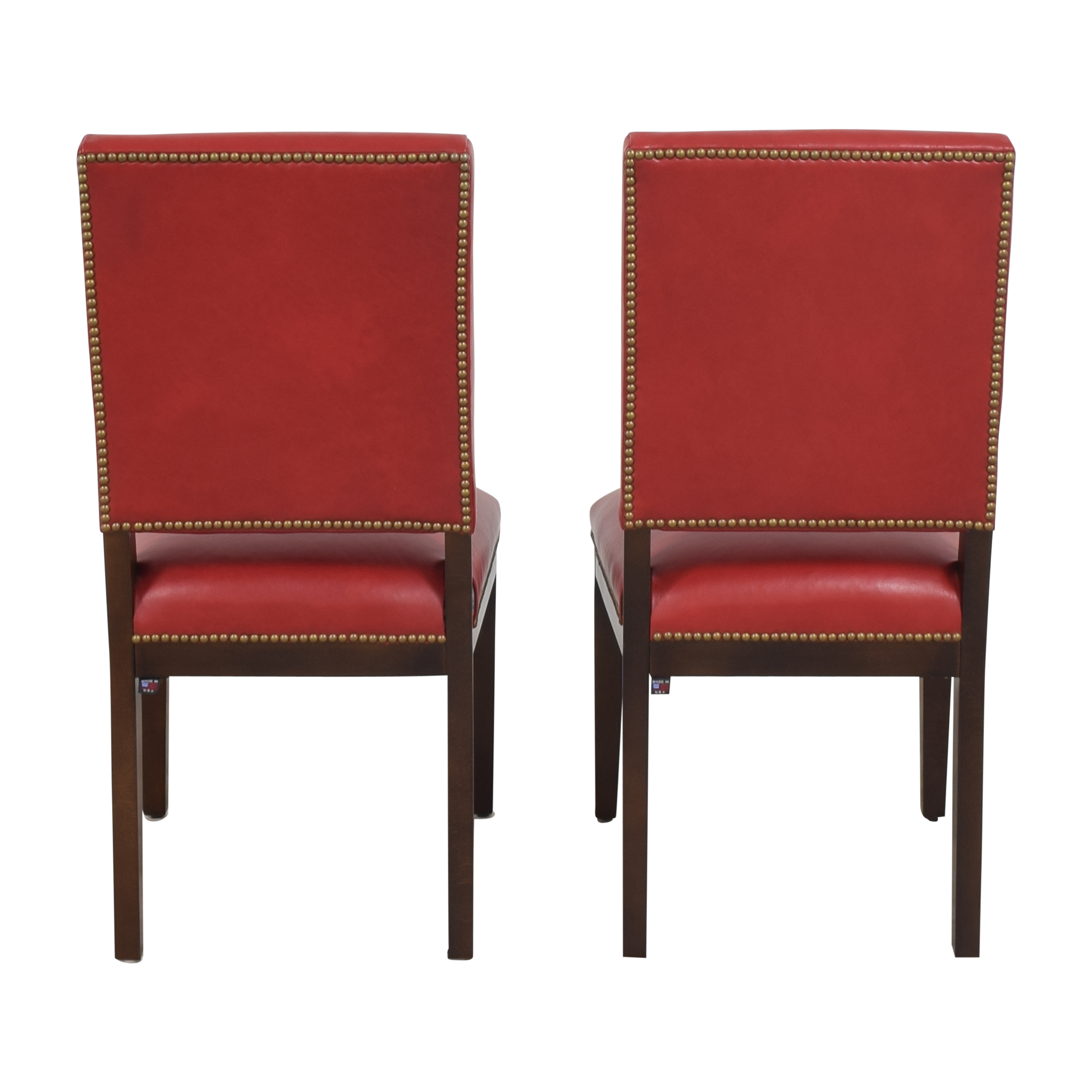 Nailhead Dining Chairs